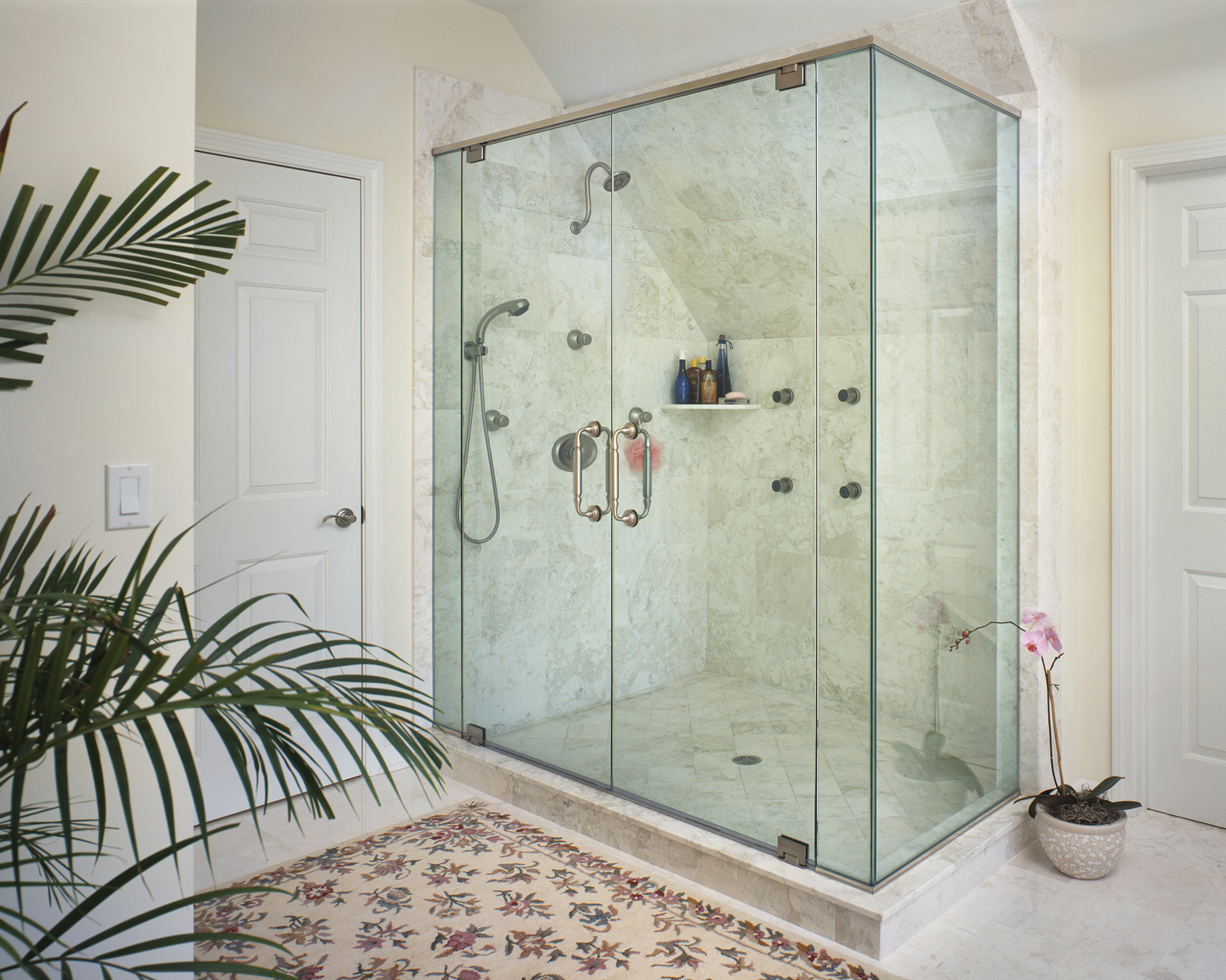 Shower Doors With Panels American Frameless